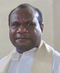 Bishop Denny Guka